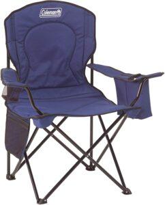 沙滩椅推荐Coleman Camping Chair with Built-in 4 Can Cooler