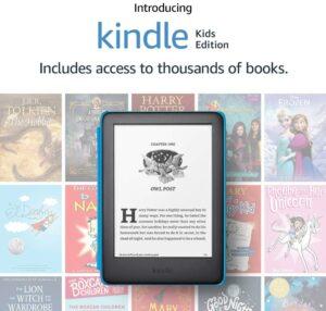Kindle 儿童版:Kindle Kids Edition