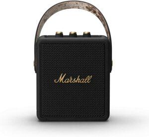 Marshall Stockwell II Portable Bluetooth Speaker音箱