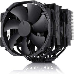 CPU风扇推荐Noctua NH-D15 chromax.Black Dual-Tower CPU Cooler