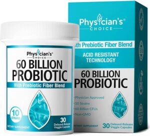 益生菌推荐Probiotics 60 Billion CFU
