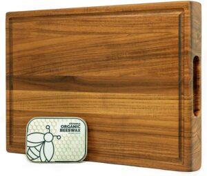 价格最实惠的切肉板 Ziruma Wood Cutting Board