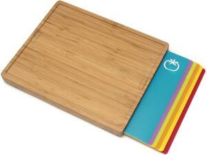 最佳多功能切肉板 Lipper Bamboo Wood Cutting Board