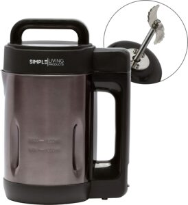 最佳多用途:Simple Living 豪华豆浆机