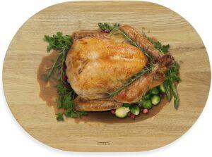最适合切烤鸡的切肉板 Architec XL Concave Carving Board