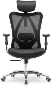 电竞椅推荐SIHOO Office Chair Ergonomic Office Chair