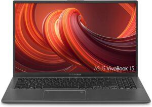 15寸笔记本电脑ASUS VivoBook 15 Thin and Light Laptop
