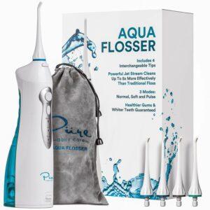 AquaSonic Aqua Flosser 专业无绳水牙线