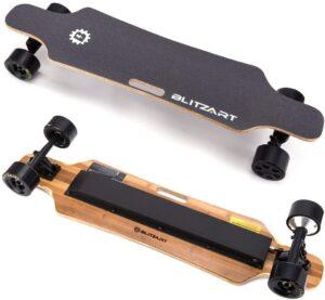 电动滑板推荐BLITZART Huracane 38-inch Electric Skateboard