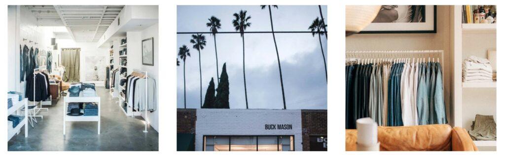 Buck Mason 美国衣服品牌