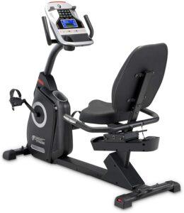 健身自行车推荐CIRCUIT FITNESS Circuit Fitness Magnetic Recumbent Exercise Bike