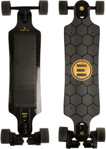 电动滑板Evolve Bamboo GTX Series Electric Skateboard