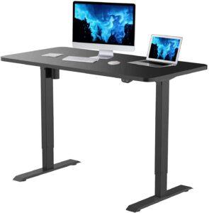 升降桌推荐Flexispot Standing Desk 48 x 30 Inches Height Adjustable Desk