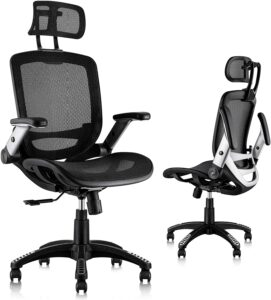 电竞椅推荐Gabrylly Ergonomic Mesh Office Chair