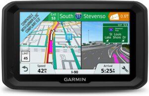 Garmin dezl 580 LMT-S卡车GPS导航器 Garmin dezl 580 LMT-S Truck GPS