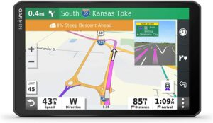 Garmin dezl OTR800卡车GPS导航器 Garmin dezl OTR800 8-inch GPS Truck Navigator