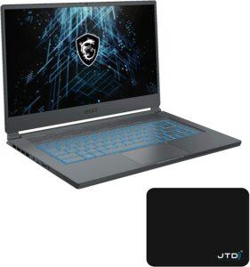 15寸游戏笔记本电脑MSI Stealth 15M 15.6inch FHD 144hz Gaming Laptop