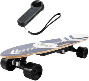 电动滑板推荐Nesaila Electric Skateboard
