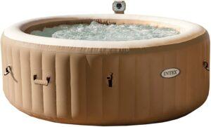PureSpa 便携式泡泡按摩水疗套装 Intex 77in PureSpa Portable Bubble Massage Spa Set