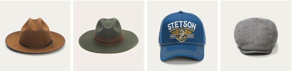 Stetson 美国衣服品牌推荐