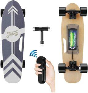 电动滑板推荐Tooluck Electric Skateboard