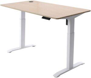 电脑升降桌推荐UNICOO - Electric Height Adjustable Standing Desk