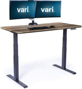 升降桌推荐Vari Electric Standing Desk Dual Motor Sit to Stand Desk
