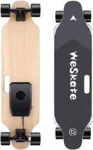 电动滑板推荐WeSkate 35INCH Electric Skateboard