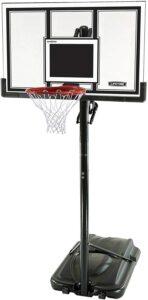 价格便宜耐用的篮球架 Lifetime 71524 XL Height Adjustable Portable Basketball Hoop