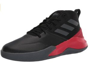 便宜的宽篮球鞋 Adidas Men's OwnTheGame