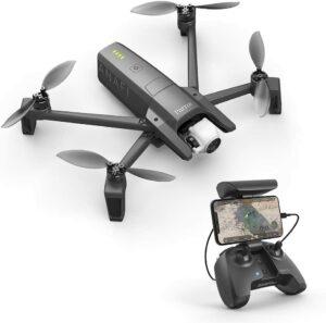 具有4K HDR的可折叠四轴飞行无人机 Parrot PF728000 ANAFI Drone