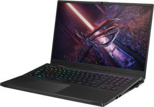 华硕 ROG Zephyrus S17 (RTX 3080 16GB GDDR6)游戏笔记本电脑 ASUS ROG Zephyrus S17 Gaming Laptop