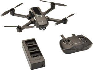 可以用语音操作的无人机 Yuneec Mantis Q YUNMQUS Foldable Camera Drone