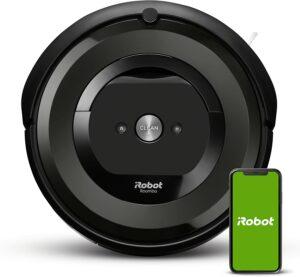 带有高端组件的更便宜的iRobot Roomba扫地机器人 iRobot Roomba E5