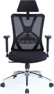 很流行的一款解决尾骨疼痛的办公椅 Ticova Ergonomic Office Chair