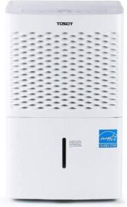 最佳浴室除湿机 TOSOT 20 Pint 1,500 Sq Ft Dehumidifier