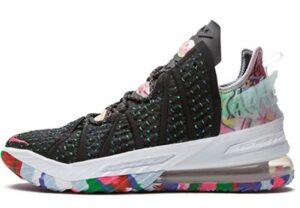 最佳缓冲宽篮球鞋 Nike Men's Shoes Lebron 18