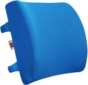 最适合下背部 LOVEHOME Memory Foam Lumbar Support
