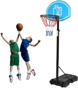 适合儿童和青少年的篮球架 Cozy Dio Basketball Hoop