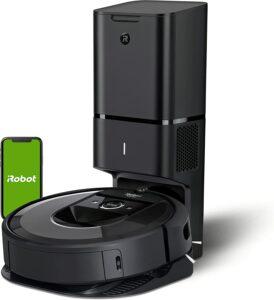 适用于拥有多个房间的大型家庭的最佳iRobot Roomba扫地机器人 iRobot Roomba i7+