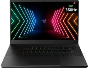 雷蛇灵刃15进阶版RTX3080游戏笔记本电脑 Razer Blade 15 Advanced Gaming Laptop
