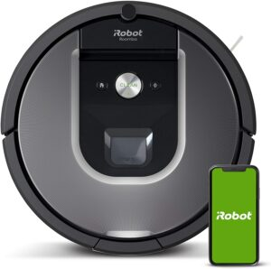 非常出色全能的iRobot Roomba扫地机器人 iRobot Roomba 960
