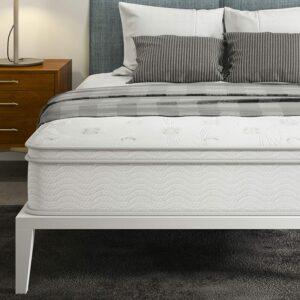 顶级推荐 Signature Sleep Sunrise Hybrid Coil Mattress