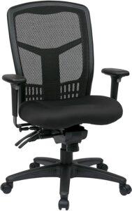高背办公椅 Office Star ProGrid High Back Managers Chair