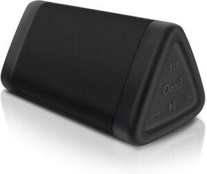 OontZ Angle 3 Bluetooth Portable Speaker OontZ Angle 3 蓝牙便携式音箱、更大音量、水晶般清晰的立体声、丰富的低音、100 英尺无线范围、麦克风、IPX5防水等级