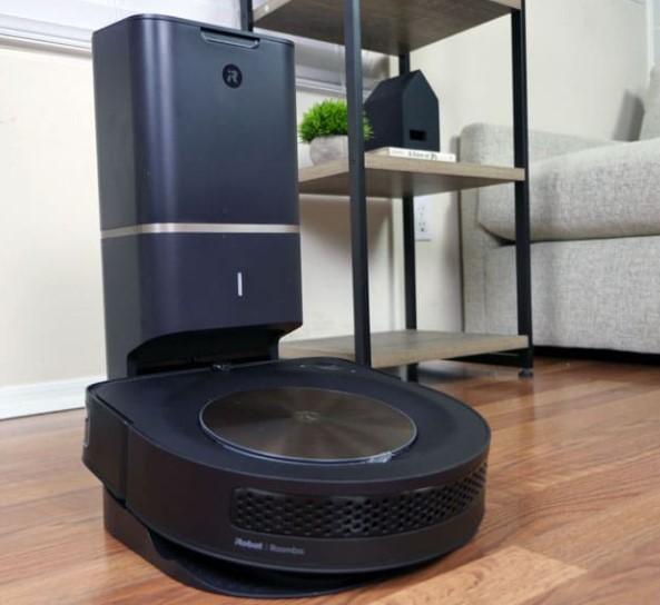 Roomba S9+ 的外观设计