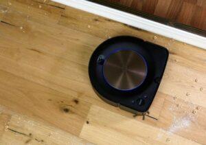 iRobot Roomba s9+扫地机器人
