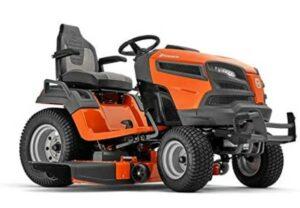 切割效果十分出色的骑乘式除草机 Husqvarna TS 348XD 24HP Kawasaki Garden Tractor