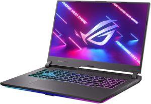 华硕 Rog Strix G17 游戏笔记本电脑