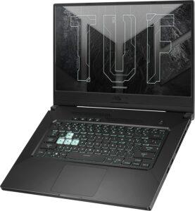 华硕 TUF Dash 15 游戏笔记本电脑